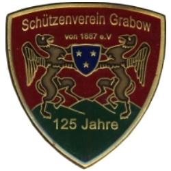 Anstecknadel Grabow