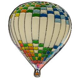 Pin Ballon