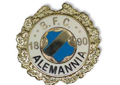 Anstecknadel  - B.F.C. Alemannia