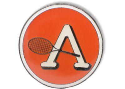 Anstecknadel - Tennis