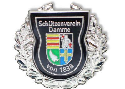 Anstecknadel  - Schützenverein Damme