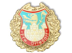 Anstecknadel - Feuerwehr Driedorf