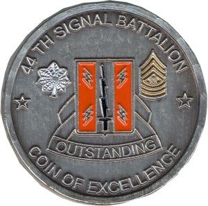 Coin Outstanding Back