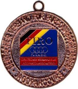 Medaille Tiro