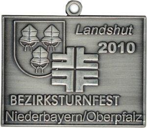 Medaille Landshut