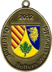 Medaille Osterlauf