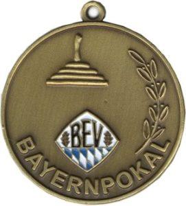 Medaille Bayernpokal