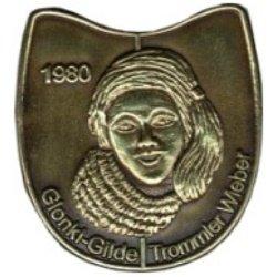 Reliefabzeichen Glonki-Gilde