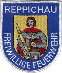 Stickabzeichen FFW Reppichau